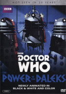 Doctor Who: Power Of The Daleks Movie