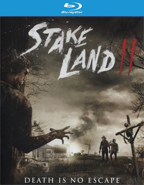 Stake Land 2 Blu-ray