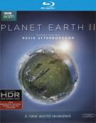 Planet Earth II (4K Ultra HD + Blu-ray) Blu-ray