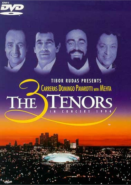 3 Tenors In Concert 1994, The Movie