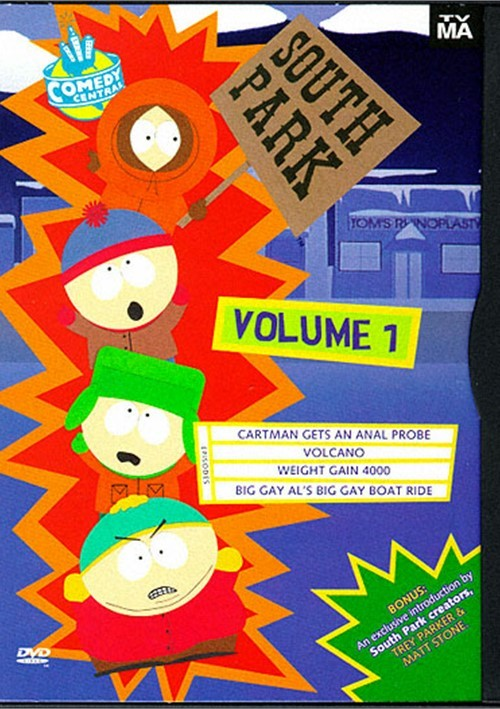 South Park Volume #1 Movie