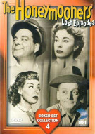 Honeymooners: The Lost Episodes Collection 4 Movie
