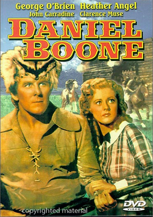 Daniel Boone (Alpha) Movie