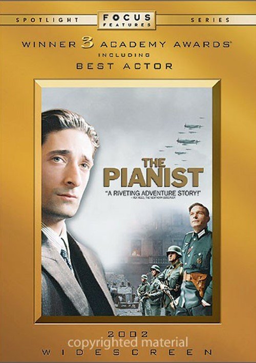 Pianist, The (Widescreen) Movie