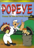 Popeye: Greatest Tall Tales and Heroic Adventures Movie