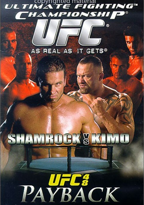 UFC 48: Payback Movie