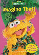 Sesame Street: Imagine That! Movie