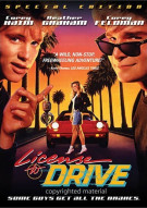 License To Drive Movie