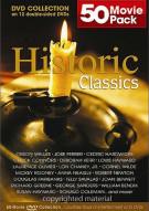 Historic Classics: 50 Movie Pack Movie