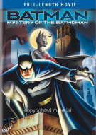 Batman: Mystery Of The Batwoman Movie