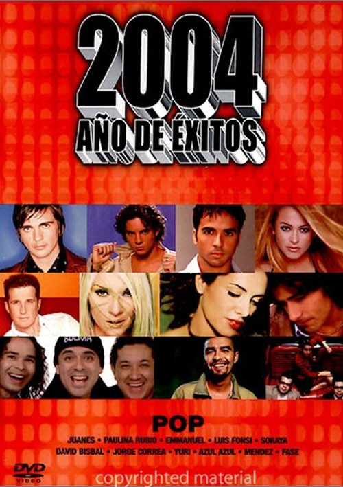 Various Artists - 2004 Ano De Exitos - Pop Movie