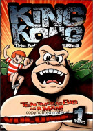 King Kong: Volume 1 (Animated Series) Movie