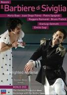 Rossini: Il Barbiere Di Siviglia - Bayo, Florez, Spagnoli, Gelmetti Movie