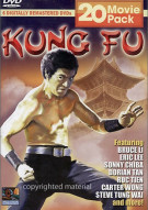 Kung Fu: 20 Movie Pack Movie