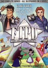Fairy Tale Police Department: The Complete Series Movie