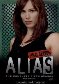 Alias: The Complete Fifth Season Movie