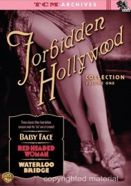 Forbidden Hollywood Collection: Volume One Movie