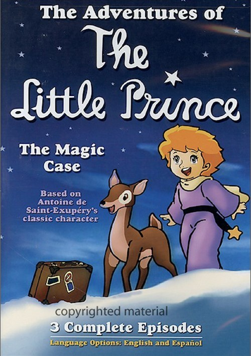 Adventures Of The Little Prince, The: The Magic Case Movie