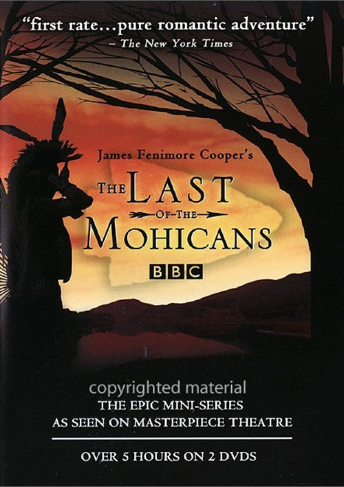 Last Of The Mochicans, The Movie