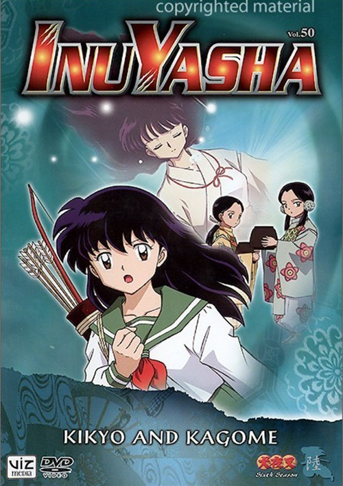 Inu-Yasha: Kikyo And Kagome - Volume 50 Movie