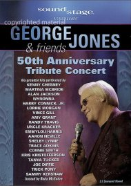 George Jones & Friends: 50th Anniversary Tribute Concert Movie