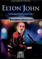 Elton John: Rock Case Studies Book / DVD Set Movie