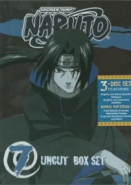 Naruto: Volume 7 - Box Set Movie