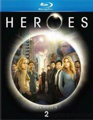 Heroes: Season 2 Blu-ray