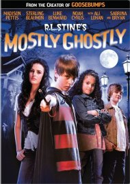 R.L. Stines Mostly Ghostly Movie