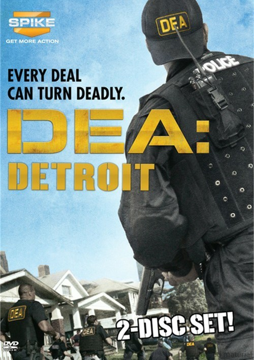 D.E.A.: Detroit Movie