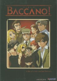 Baccano! Starter Set Movie