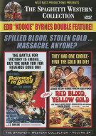 Payment In Blood / Red Blood, Yellow Gold (Double Feature) Movie