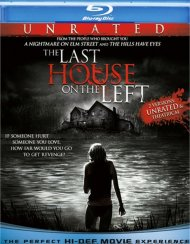 Last House On The Left, The: Unrated Blu-ray