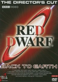 Red Dwarf: Back To Earth - The Directors Cut Movie