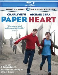 Paper Heart Blu-ray