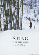 Sting: A Winters Night - Live From Durham Cathedral Movie