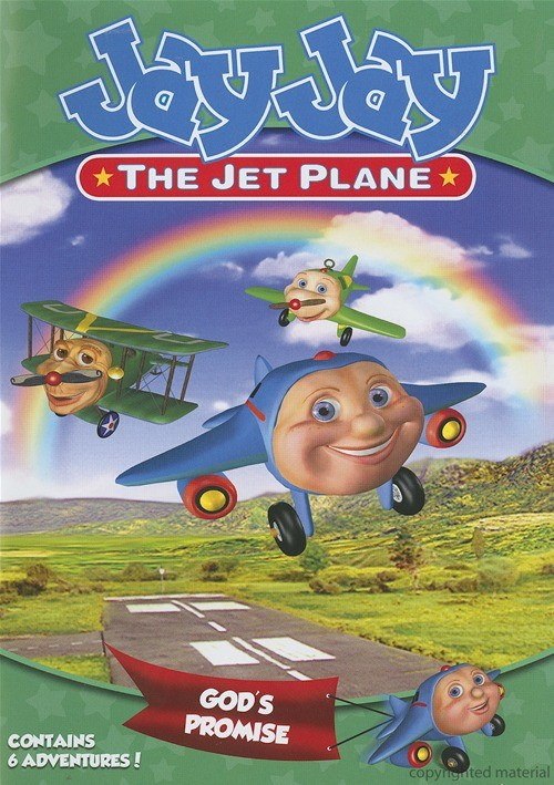 Jay Jay The Jet Plane: Gods Promise Movie