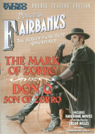 Mark Of Zorro, The/ Don Q, Son Of Zorro Movie