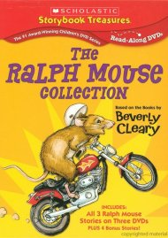 Mouse And The Motorcycle Collection, The Movie