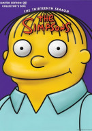 Simpsons, The: The Thirteenth Season (Ralph Wiggum Collectible Packaging) Movie