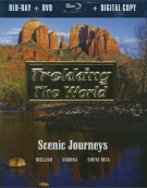 Trekking The World: Scenic Journeys (Blu-ray + DVD Combo) Blu-ray