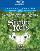 Secret Of Kells, The (Blu-ray + DVD Combo) Blu-ray