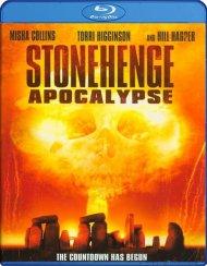 Stonehenge Apocalypse Blu-ray