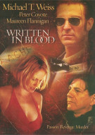 Written In Blood Movie