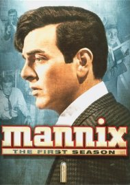 Mannix: Five Season Pack Movie