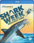 Shark Week: Restless Fury Blu-ray