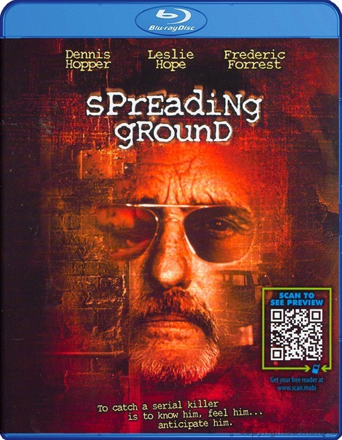 Spreading Ground Blu-ray