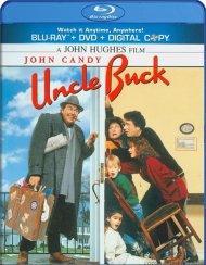 Uncle Buck (Blu-ray + DVD + Digital Copy) Blu-ray