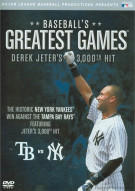 Baseballs Greatest Games: Derek Jeters 3,000th Hit Movie