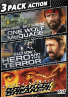 Lone Wolf McQuade / Hero And The Terror / Breaker! Breaker! (Triple Feature) Movie